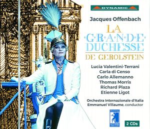 Recordings Grande Duchesse Cover 117