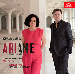 Recordings Ariane Martinu cover 117