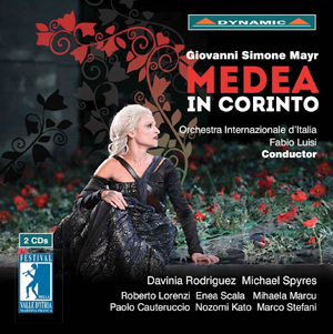 Recordings Medea Cover 117