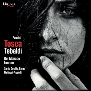 Recordings Tebaldi Tosca Cover 117