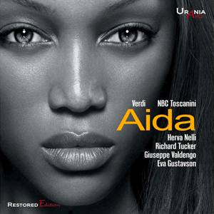 Recordings Urania Aida Cover 117