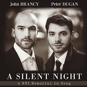Recordings Brancy Silent Night Cover 1017