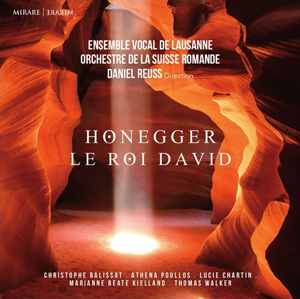 Recordings Honegger Cover 1017