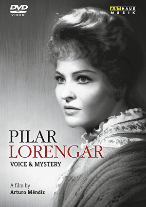 Recordings Pilar Lorengar Cover 1017
