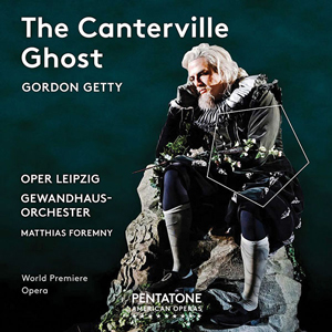 Recordings Canterville Ghost Cover 1117