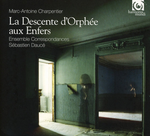 Recordings Charpentier Descente Cover 1117