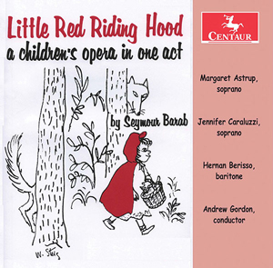 Recordings Little Red Riding Hood Cover 1117