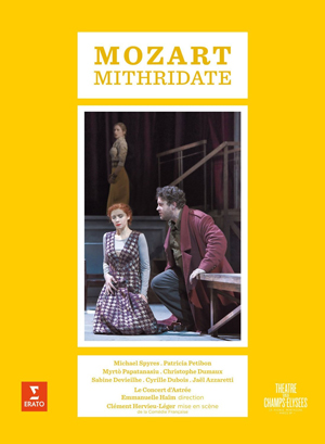 Recordings Mithridate Cover 1117