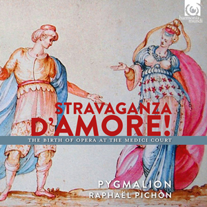 Recordings Stravaganza d'Amore Cover 1117