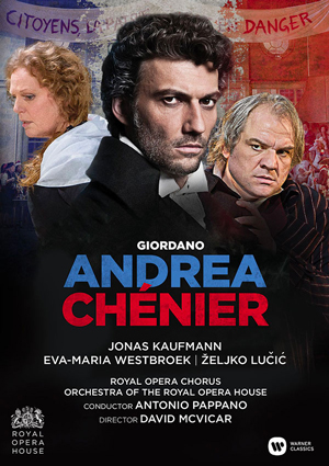 Recordings Andrea Chenier 217