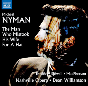 Recordings Nyman Mistook Wife Cover 217