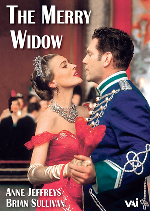 Recordings Merry Widow Cover 217