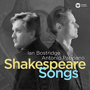 Recordings Shakespeare Bostridge Cover 217
