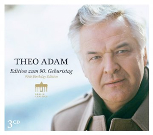 Recordings Theo Adam Cover 217