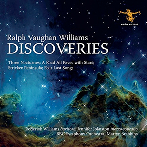Recordings Williams Discovery 217
