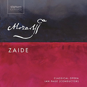 Recordings Zaide Cover 217