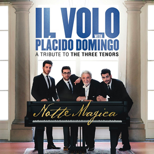 Recordings Il Volo Cover 317