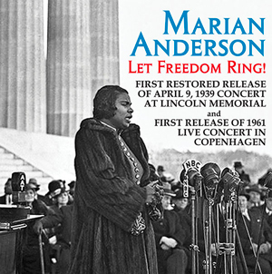 Recordings Marian ANderson cover 317