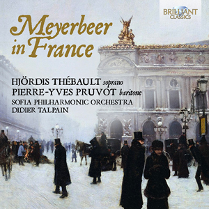REcordings MEyerbeer in France Cover 317