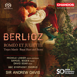 Recordings Berlioz Romeo Chandos cover 317