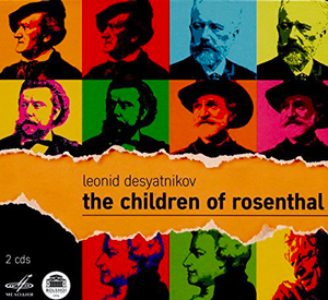 Recordings Rosenthal Cover 317