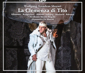 Recordins Clemenza Cover lg 317
