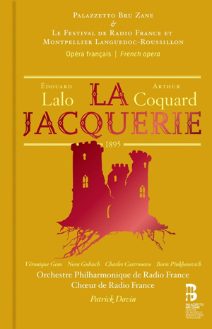Recordings Jacquerie Cover 417