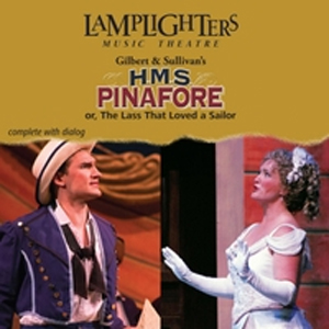Recordings HMS Pinafore Lamplighters Cover 417