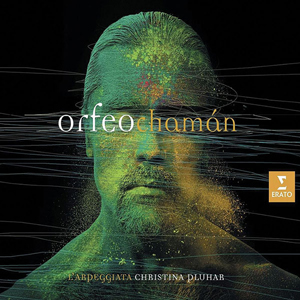 Recordings Orfeo Chaman Cover 417