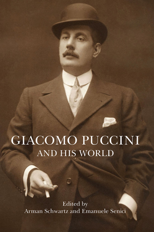Books Puccini and His World lg 517