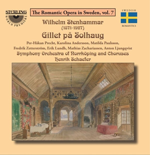 Recordings Gillet Solhaug Cover 517
