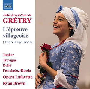 Recordings Gretry Cover 517