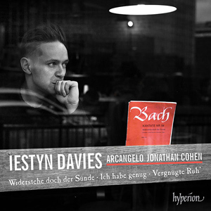 Recordings Iestyn Davies COver 517