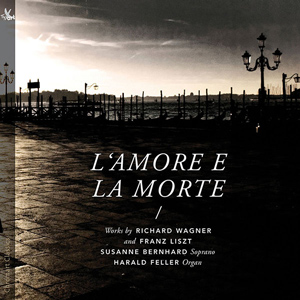 Recordings L'Amore Wagner Cover 517