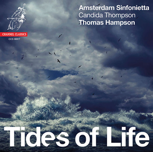 Recordings Tides of Life CD Cover 517