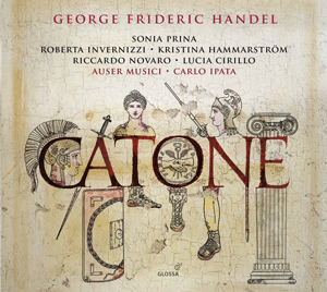 Recordings Catone Cover 617
