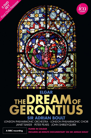 Recordings Gerontius Cover 617