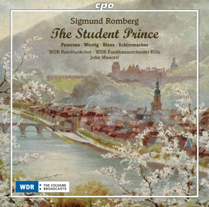 Recordings Student Prince Cover 617