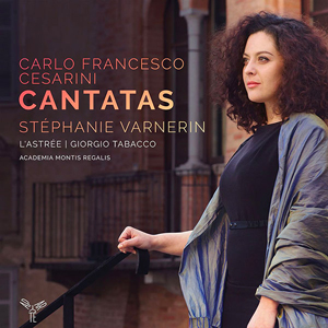 Recordings Cesarini Cantatas Cover 617