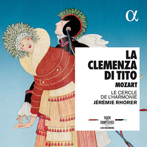 Recordings Clemenza di Tito cover 717