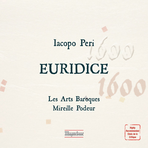 Recordings Euridice Cover 717