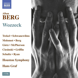 Recordings Berg Wozzeck CD Cover 717