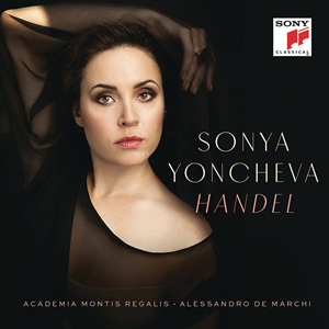 Recordings Sonya Yoncheva Handel Cover 717