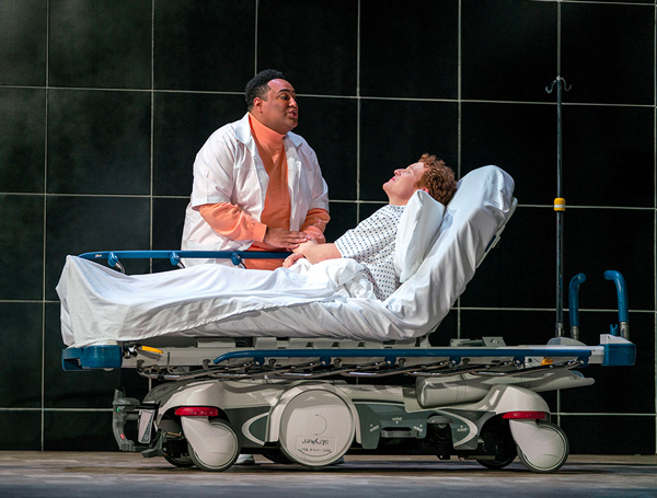 In Review New York City Opera Angels in America hdl 917