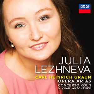 Recordings Julia Lezhneva Cover 917