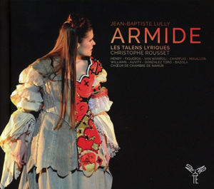 Recordings Lully Armide Cover 917