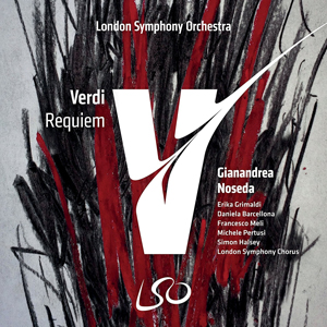 Recordings Verdi Requiem Noseda cover 917