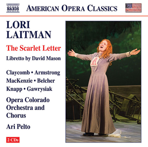 Recordings Scarlet Letter Cover 118