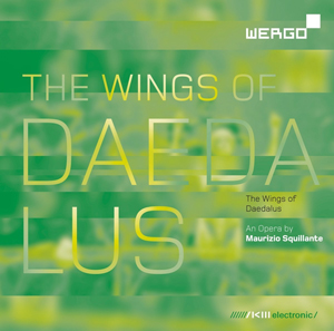 Recordings Wings of Daedalus Cover 118