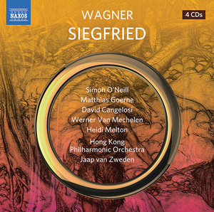 Recordings Siegfried Cover 118